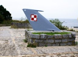 Pomnik Lotników - Obelisk
