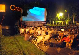 ORANGE KINO LETNIE ZAKOPANE