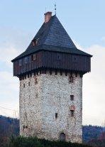Wieża mieszkalno - obronna